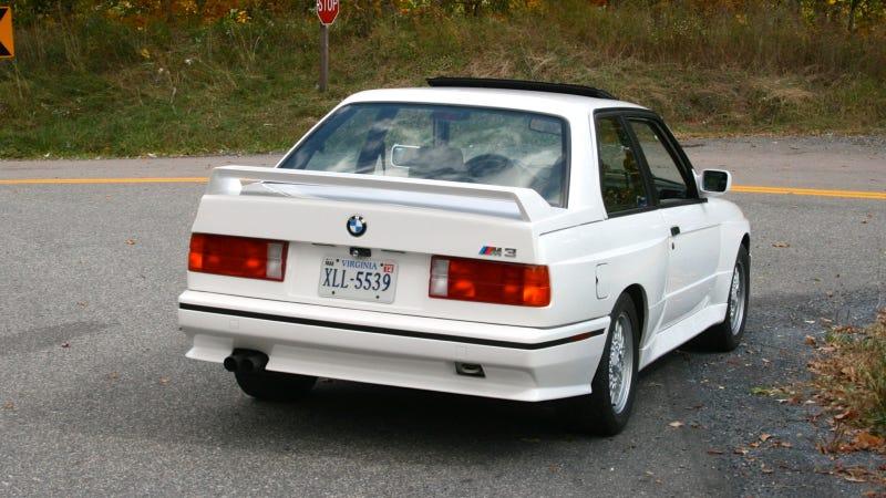 1988 BMW M3 The Jalopnik Classic Review