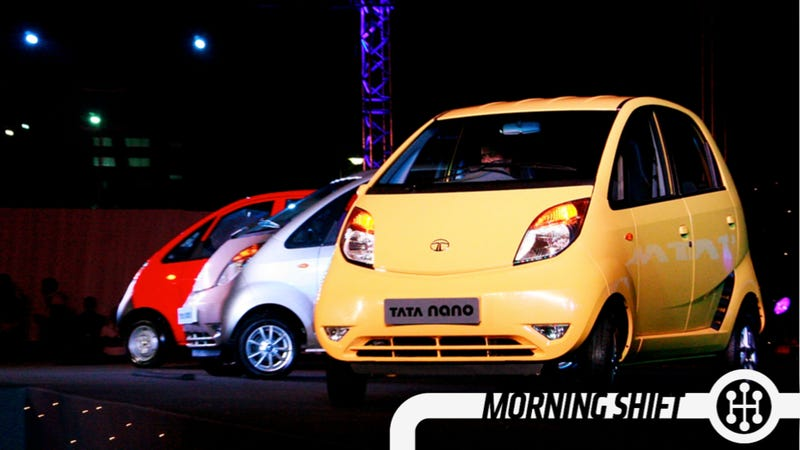 Illustration for article titled The Tata Nano Failed Because It Was Too Cheap