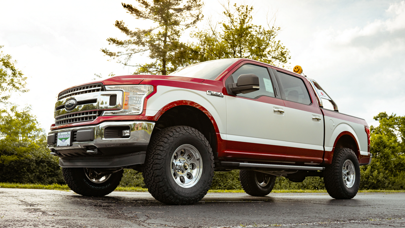 Illustration for article titled This Dealer's Retro 1970s Ford F-150 Package Brings Back The Beautiful Trucks We've Lost