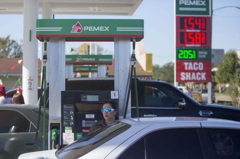 Illustration for article titled PEMEX launches in the US