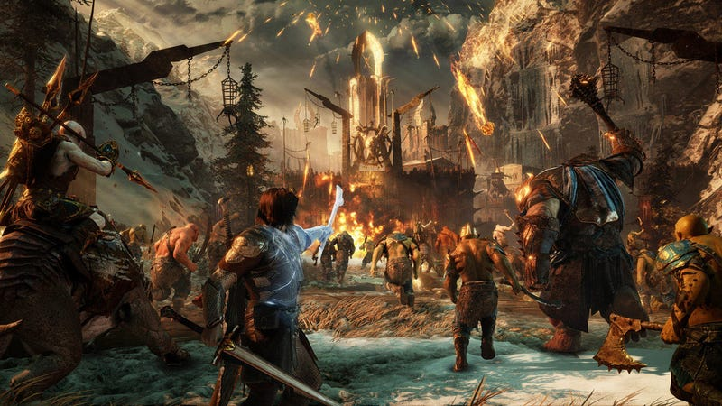 Screenshot: Middle-Earth: Shadow Of War/Warner Bros. Interactive