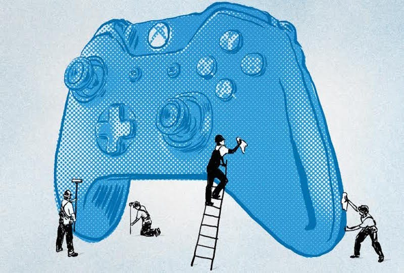 Illustration for article titled 10 Ways To Make Your Favorite Games Feel New Again
