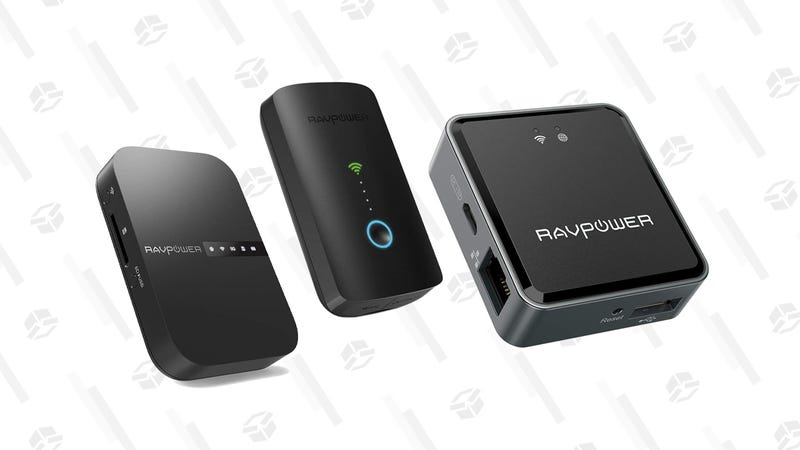 RAVPower File Hub and Hootoo USB-C Dongle Sale | Amazon