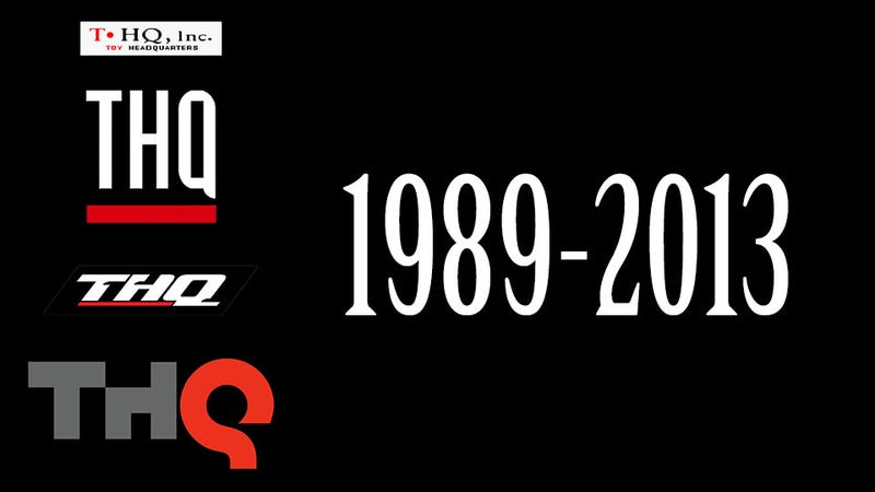 Illustration for article titled A History Of THQ, 1989-2013