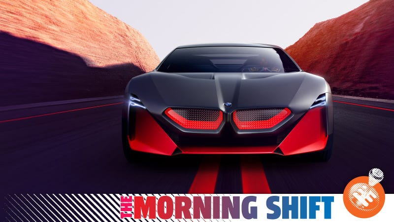 BMW Vision M NEXT pictured. Photo Credit: BMW