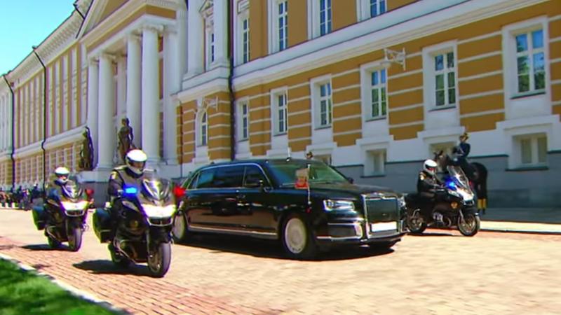 Illustration for article titled I Hope My Pal Vladimir Putin Enjoys His New Limousine