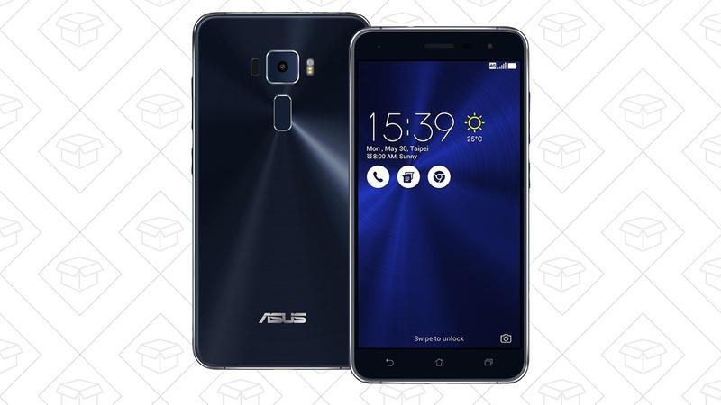 Asus ZenFone 3 | $148 | AmazonGráfico: Shep McAllister (Amazon)