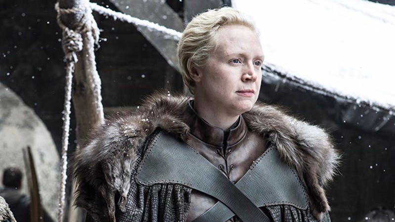 Gwendoline Christie reflects on what Brienne meant to her.