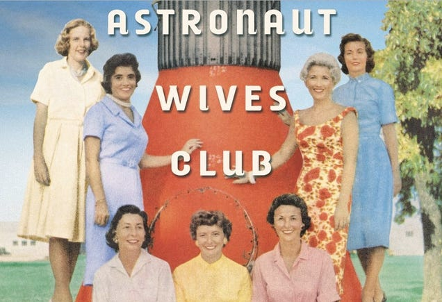 The Astronaut Wives Club lands its own TV series