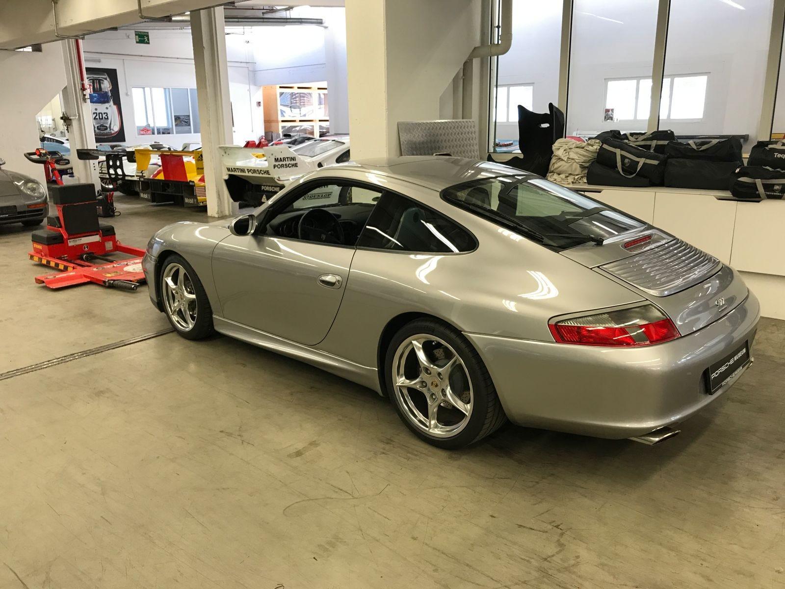 Going Inside Porsche's Secret Vault me dejó en el borde de la ...