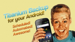 Illustration for article titled How to Set Up a Fully Automated App and Settings Backup on Android