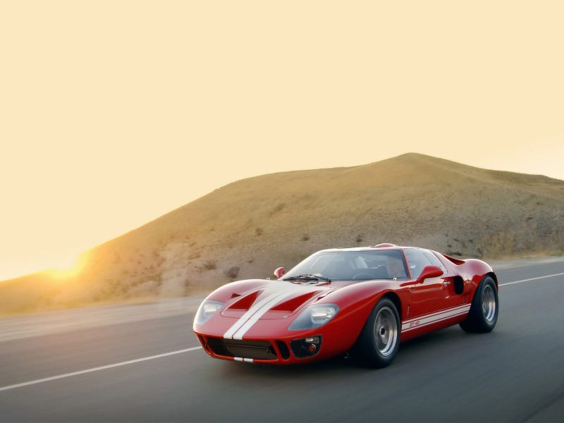 Illustration for article titled Is the GT40 really American?