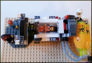 Illustration for article titled This Model MRI Set Is The Lego Hack We've Been Waiting For