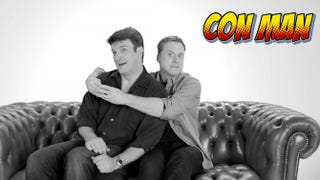 Illustration for article titled Nathan Fillion and Alan Tudyk Return To Fandom In New Series Con Man