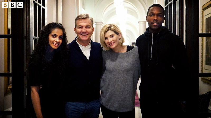 Doctor Who will have 3 companions