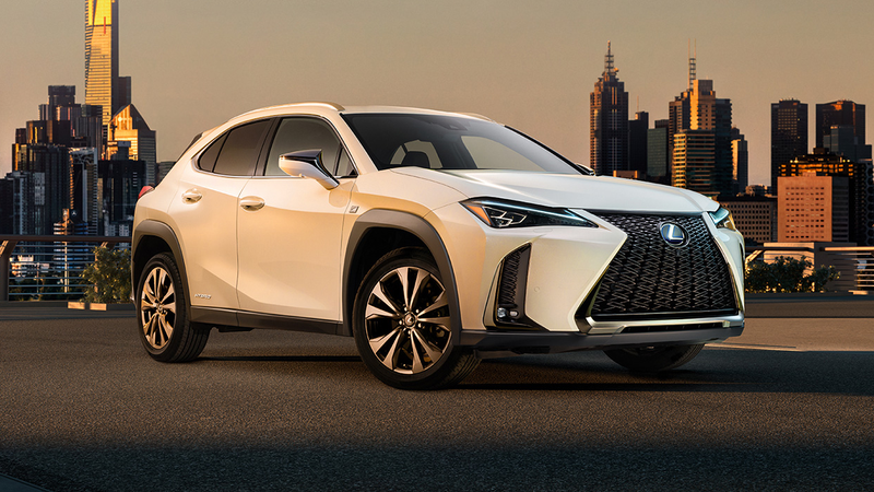 Illustration for article titled World Debut of the Lexus UX, Further Proof That Words Don't Mean Things, and Anything Called a Crossover Will Sell Like Hotcakes