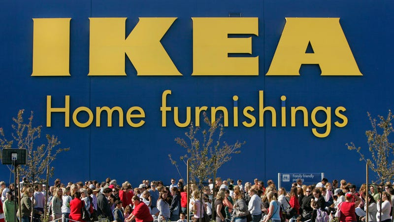 Ikea Seems So Friendly And Efficient Non Threatening Unless You Consider Taking Over The Décor Of Houses Worldwide To Be Aesthetically But