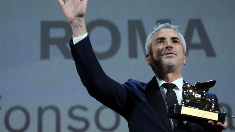Illustration for article titled AlfonsoCuarón's Roma just delivered Netflix one of its first big film festival wins