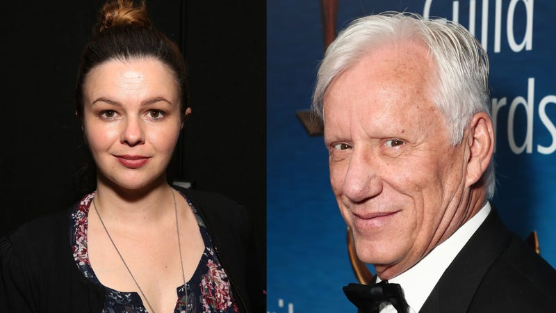 Amber Tamblyn slams 'predatory' James Woods in open letter