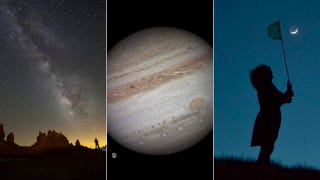 Illustration for article titled The Best Astronomy Pictures of the Year Are Beautiful as Always