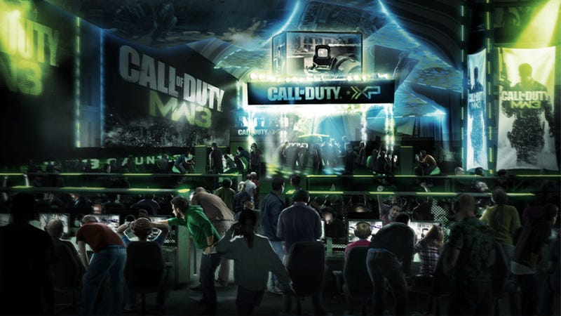 Illustration for article titled Everybody at the Call of Duty Convention Gets a Free Modern Warfare 3