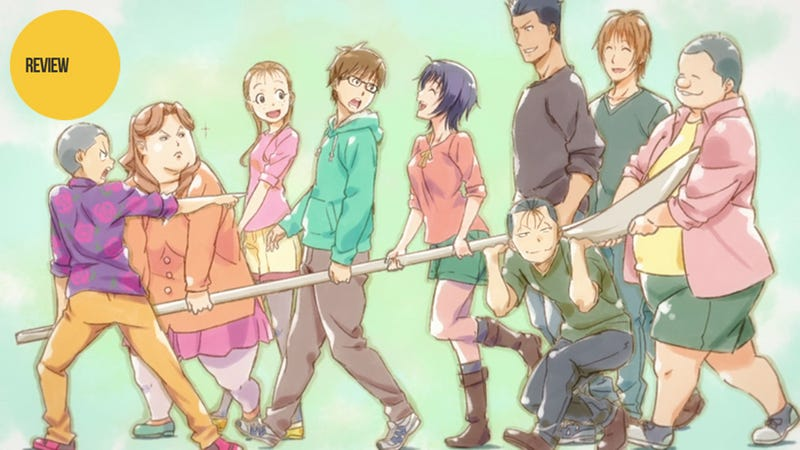 Illustration for article titled Silver Spoon Is an Amazing Slice-of-Life Tale That Transcends Its Genre