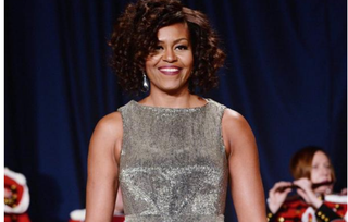 TwitterFirst lady Michelle Obama at White House Correspondents' Dinner