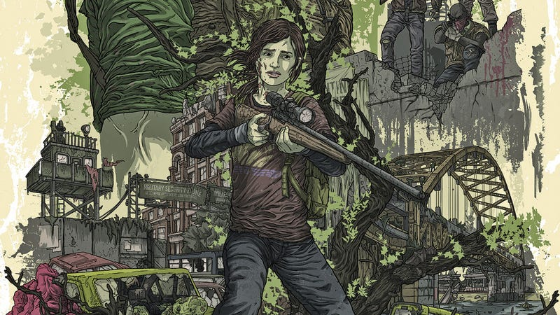 Illustration for article titled The Last Of Us Is Looking Awfully Green