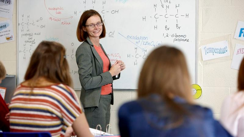 Illustration for article titled New STEM Education Initiative Inspires Girls To Earn Less Than Men In Scientific Career