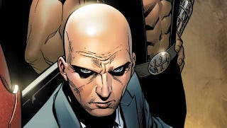 Illustration for article titled Professor X is a filthy hippie in this X-Men: Days of Future Past pic