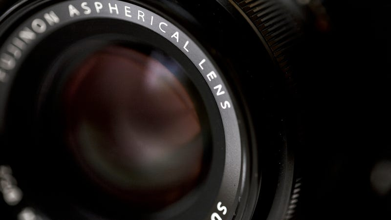 How to Read a Camera Lens