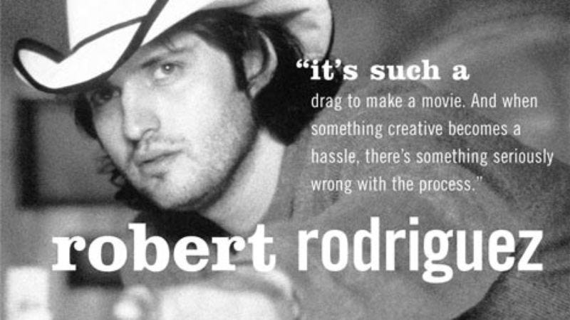 Illustration for article titled Robert Rodriguez