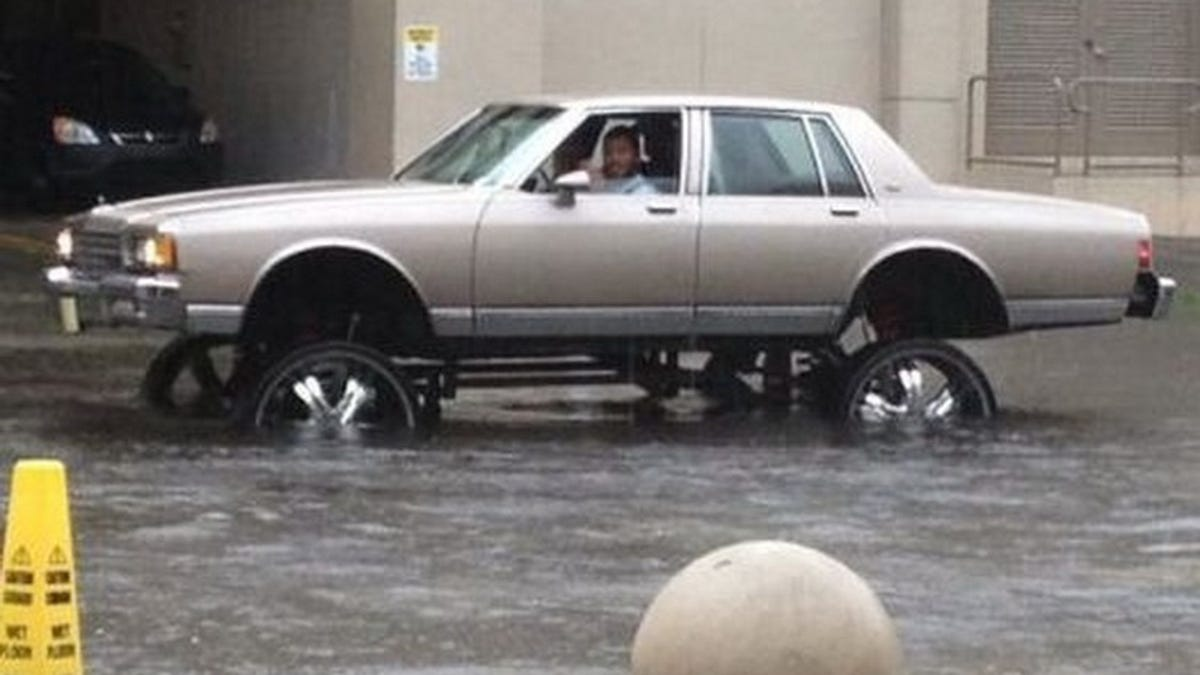donk in flood