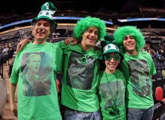 Illustration for article titled A Very NBA St. Patrick's Day