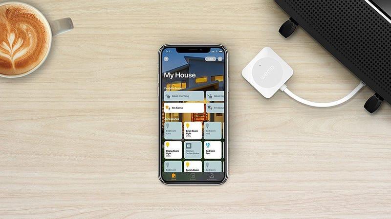 WeMo Bridge para el Apple HomeKit | $30 | AmazonGráfico: Shep McAllister