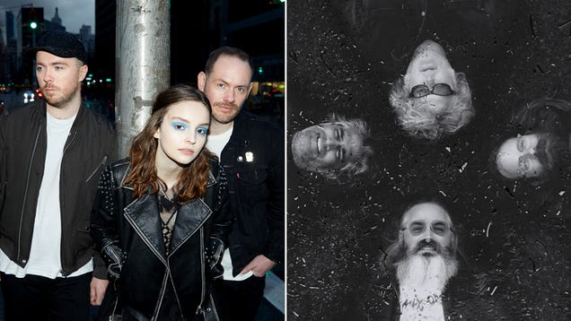 Chvrches, Wooden Shjips, and more albums to know about this week