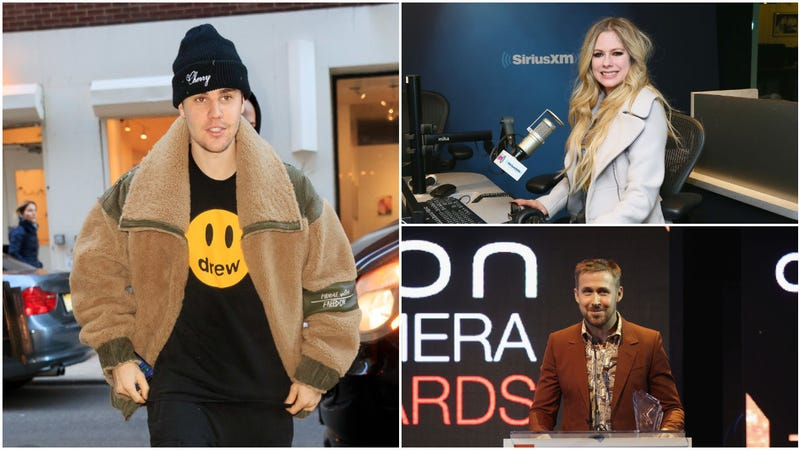 Illustration for article titled Justin Bieber, Avril Lavigne, and Ryan Gosling are all distantly related, apparently