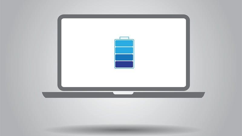 Cómo cuidar (y estirar) al máximo la batería de tu portátil
