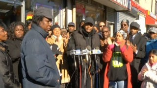 "Brooklyn residents rally against the ""knockout game.""News 12 Brooklyn"