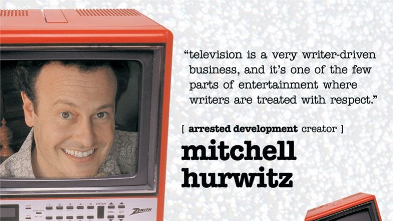 Illustration for article titled Mitchell Hurwitz