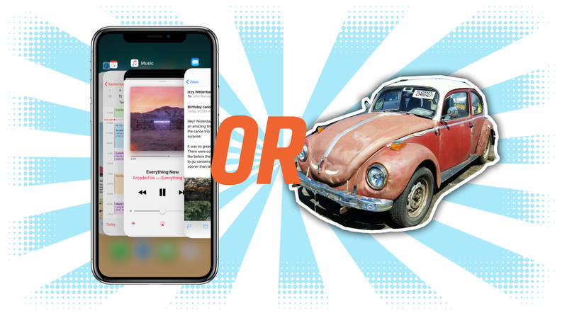 Illustration for article titled Ten Cars You Can Buy For The Price Of A New iPhone X