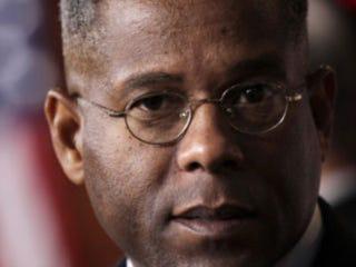 GOP Rep. Allen West (the Huffington Post)
