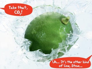 Illustration for article titled Scientists Propose Adding Lime to Oceans to Reduce CO2