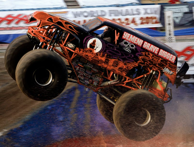 Illustration for article titled Saudi Arabia Officially Lifts Ban On Female Monster Truck Rallies