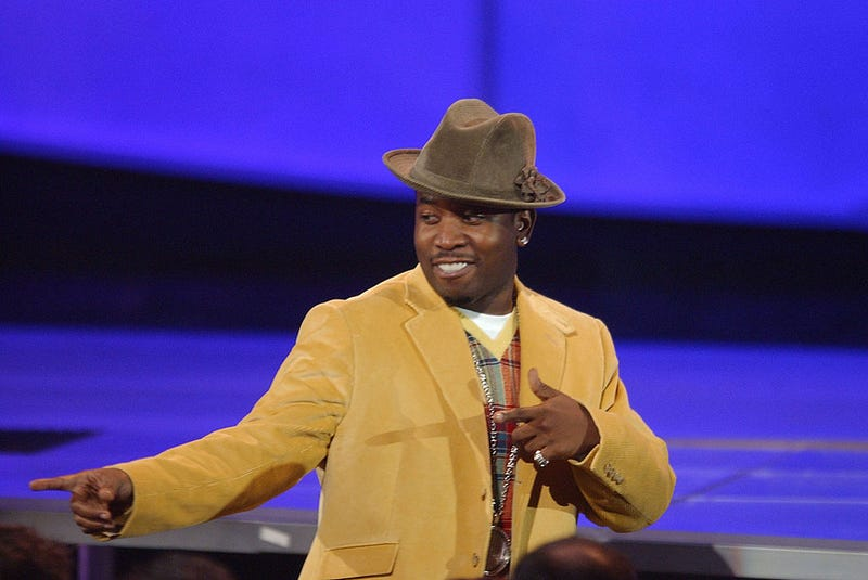 Big Boi in 2004M. Caulfield/WireImage for American Music Awards