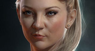 Illustration for article titled Margaery Tyrell, In The...Flesh?