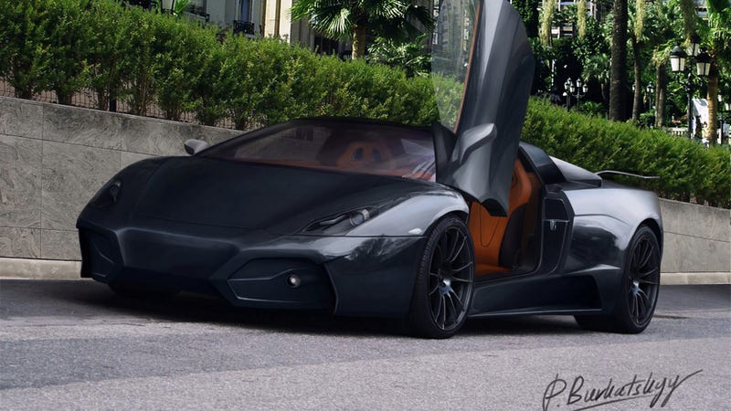 Illustration for article titled Did you hear the one about the Polish supercar?