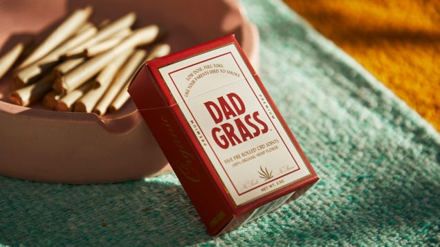 Get a Head Start on Your 4/20 Festivities With 20% off CBD Joints and Flower at Dad Grass