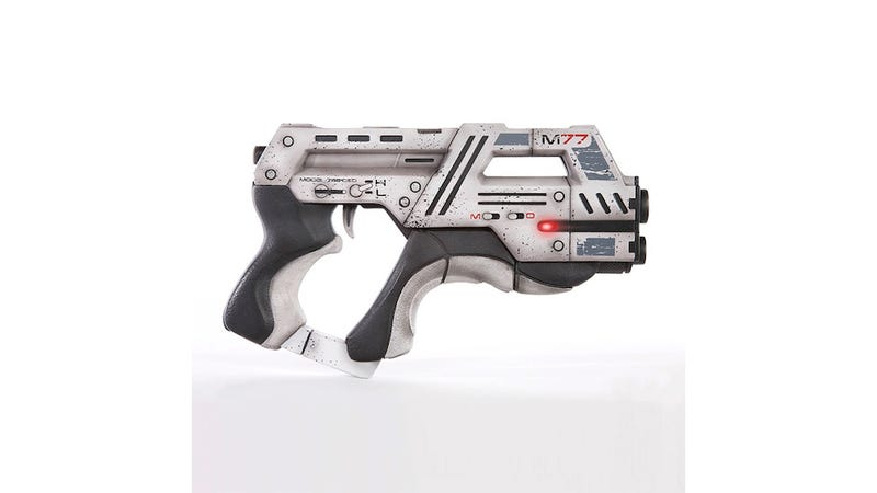 Illustration for article titled Now You Can Buy Your Very Own Official Replica Mass Effect Pistol