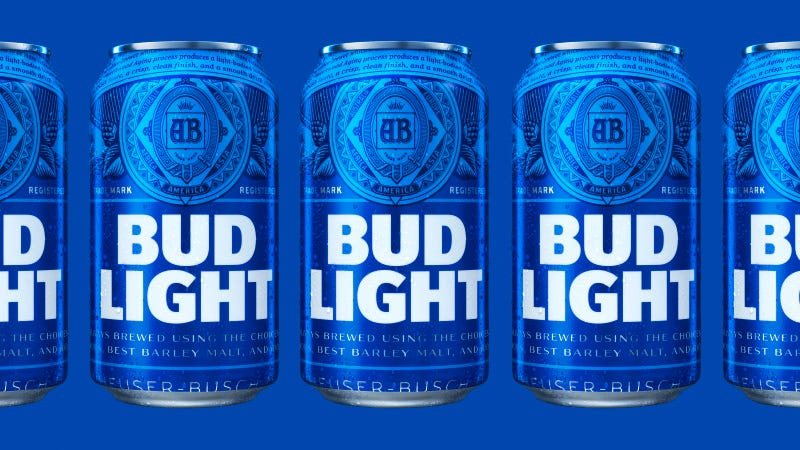 Illustration for article titled So How Do You Like Bud Light's New Design?